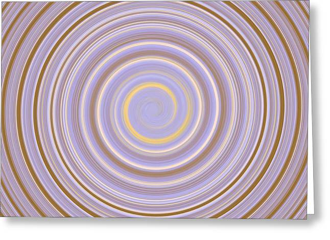 Dizzy Mixed Media Greeting Cards - Its Not Polite To Stare Greeting Card by Bill Cannon