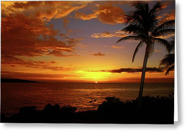 Kamil Greeting Cards - Jamaicas Warm Breeze Greeting Card by Kamil Swiatek