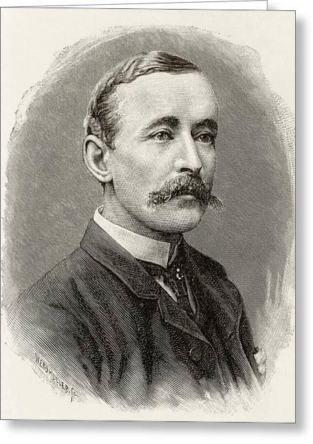 Sligo Greeting Cards - James Sligo Jameson,1856 To 1888 Greeting Card by Ken Welsh