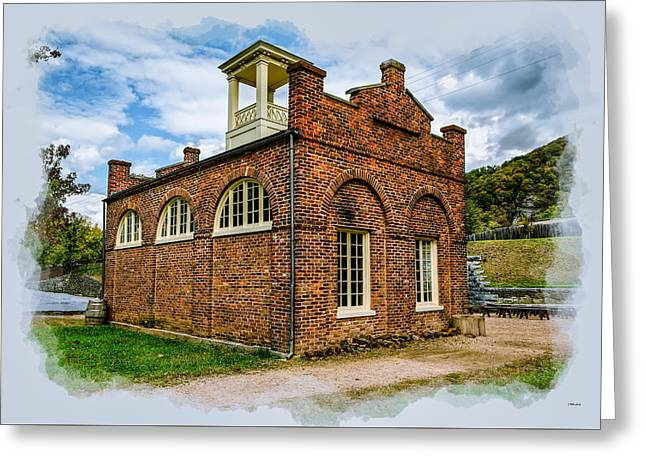 Abolition Greeting Cards - John Brown Fort Greeting Card by John Bailey