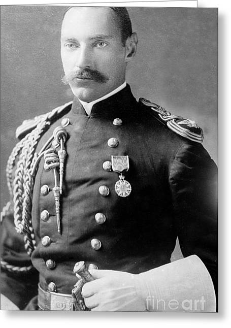 John Jacob Astor Iv, American Greeting Card by Photo Researchers