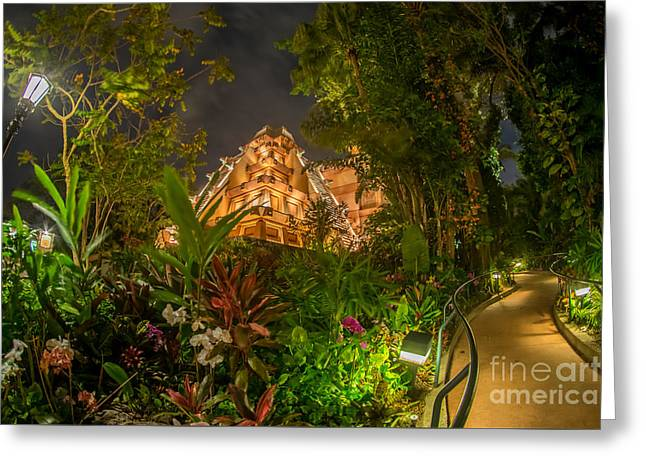 Pyramids Greeting Cards - Journey to Mexico Greeting Card by Jeffrey Miklush