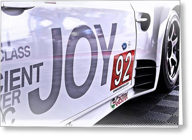 Joy Toy Greeting Card by Scott  Wyatt