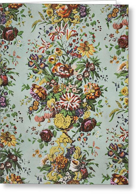 Flowery Greeting Cards - Kensington Palace Greeting Card by Harry Wearne
