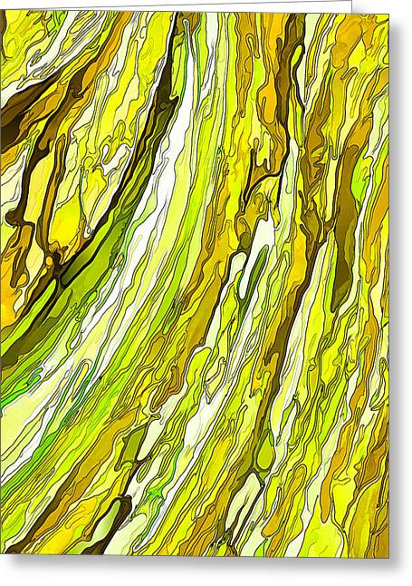 Key Lime Delight Greeting Card by ABeautifulSky Photography