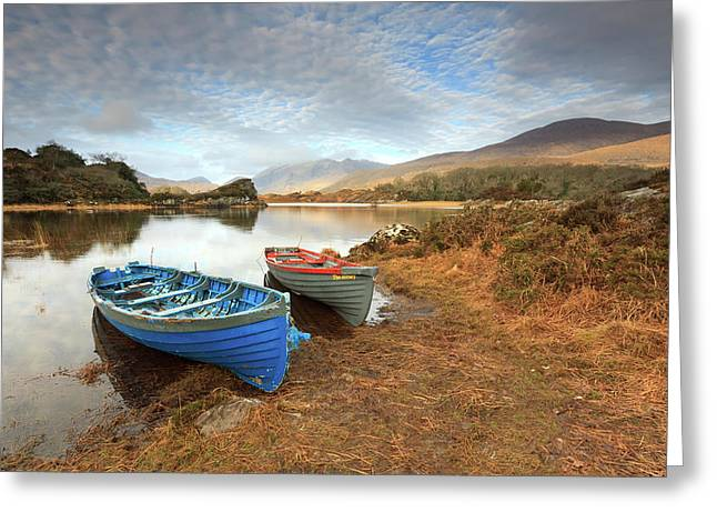 Killarney National Park Greeting Card by Pawel Klarecki