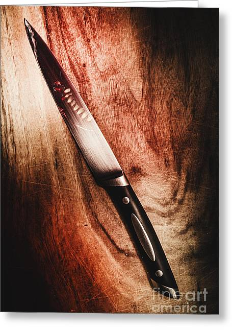 Kitchen Nasties Greeting Card by Jorgo Photography - Wall Art Gallery