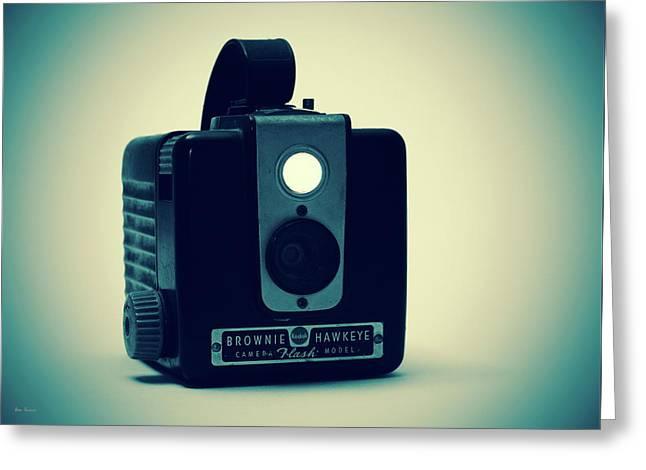 Kodak Brownie Greeting Card by Bob Orsillo