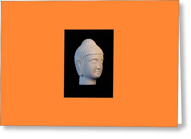 Choosing Sculptures Greeting Cards - Korean 2 RE Greeting Card by Terrell Kaucher