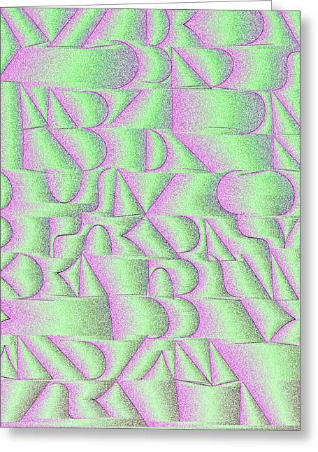 l15-DA00CE-3x4-1800x2400 Greeting Card by Gareth Lewis