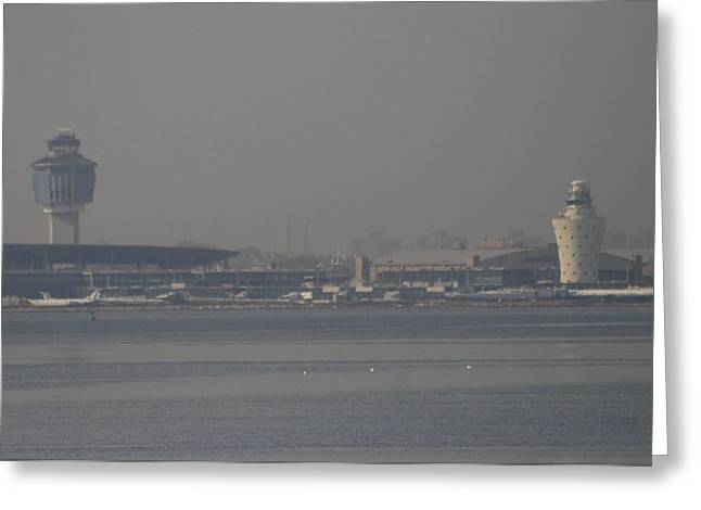 La Guardia from The Bronx Greeting Card by Christopher Kirby