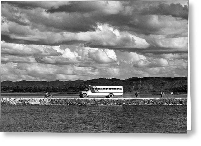Himmel Greeting Cards - Lago Peten Itza - Guatemala Greeting Card by Juergen Weiss