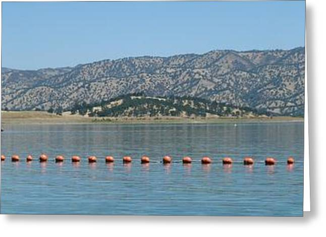 Lake Berryessa Greeting Cards - Lake Berryessa 2013 #1 Greeting Card by Robert Radmore
