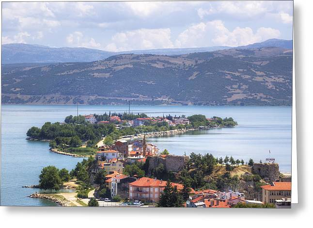Asien Greeting Cards - Lake Egirdir - Turkey Greeting Card by Joana Kruse