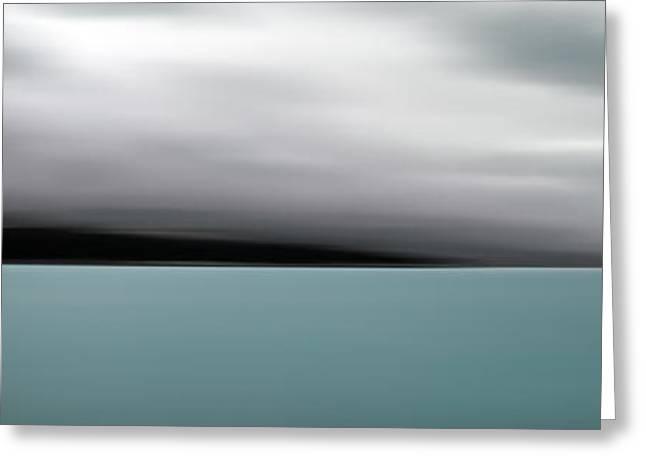 Douglas Greeting Cards - Lake Tekapo - New Zealand Greeting Card by Ingrid Douglas
