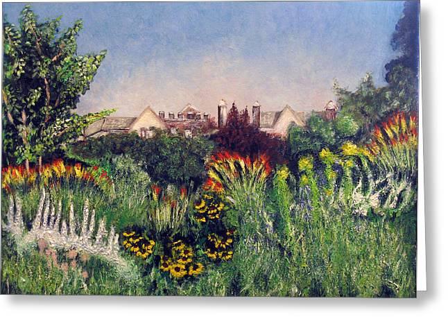 Prospects Greeting Cards - Landscape  Greeting Card by Vladimir Kezerashvili