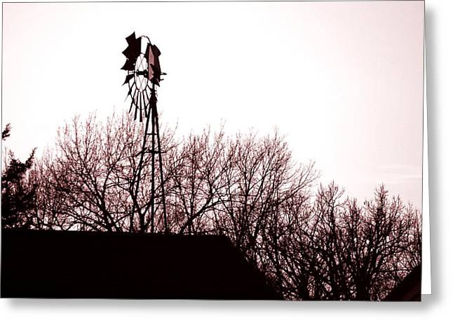 Jame Hayes Greeting Cards - Last Stand Greeting Card by Jame Hayes