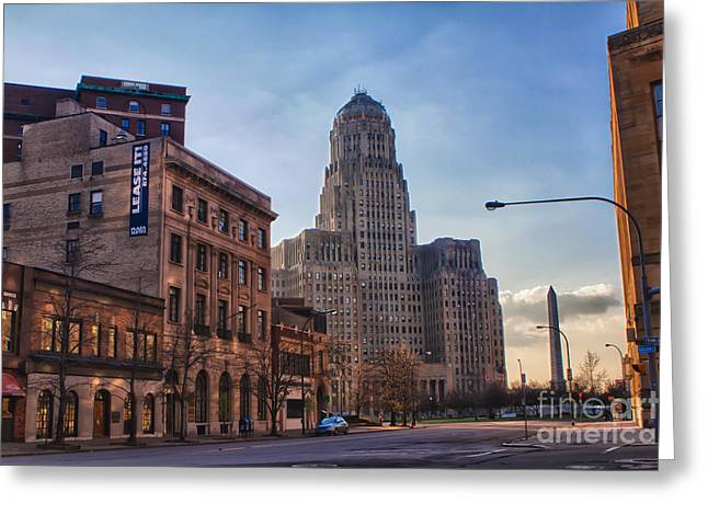 Architectural Photography Greeting Cards - Lease It Greeting Card by Chuck Alaimo