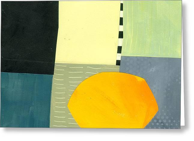 Lemon Love Greeting Card by Jane Davies