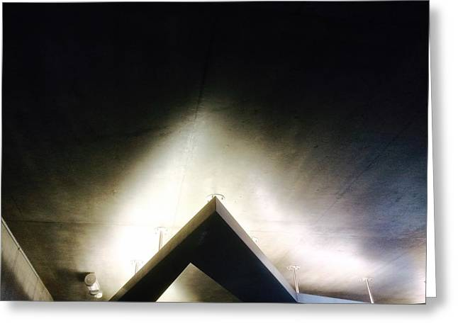 Light And Dark Greeting Cards - Light and dark Greeting Card by Julian Darcy
