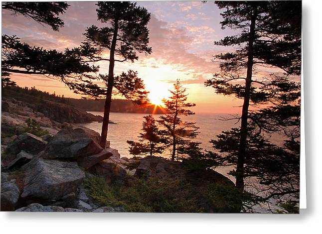 Photo Art Gallery Greeting Cards - Light Surge Greeting Card by Juergen Roth