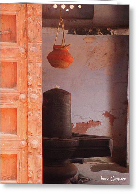 Lingam Greeting Cards - Lingam Greeting Card by Sale Now On