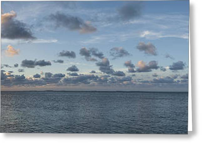Looking Forward Greeting Card by Jon Glaser
