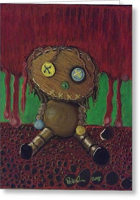 Teen Pastels Greeting Cards - Lost Doll Greeting Card by Regina Jeffers
