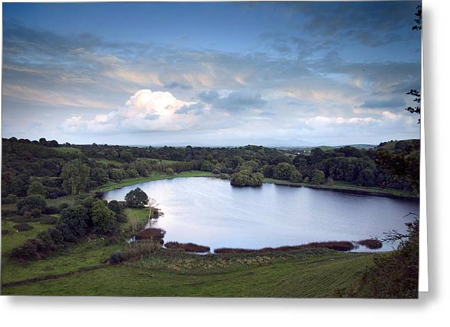 Best Seller Greeting Cards - Lough Gur Limerick Ireland Greeting Card by Dominick Moloney