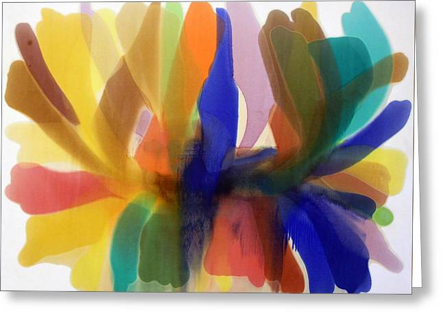 Photograph Of Painter Greeting Cards - Louis Point Of Tranquility Greeting Card by Cora Wandel