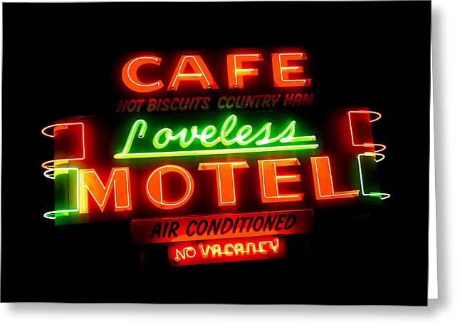 Nashville Tennessee Greeting Cards - Loveless Cafe Greeting Card by Stephen Stookey