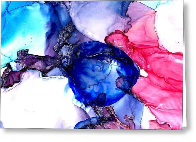 Lumi Dreams Greeting Card by Sir Josef Social Critic - ART
