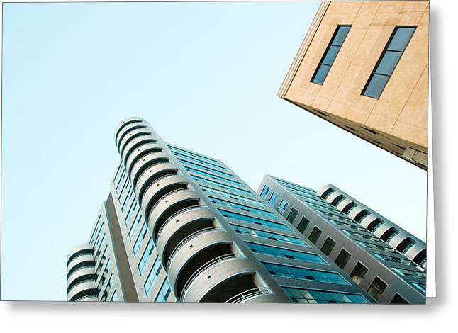 Madison Architecture Greeting Card by Todd Klassy