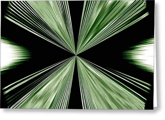 Magnetism Greeting Card by Will Borden