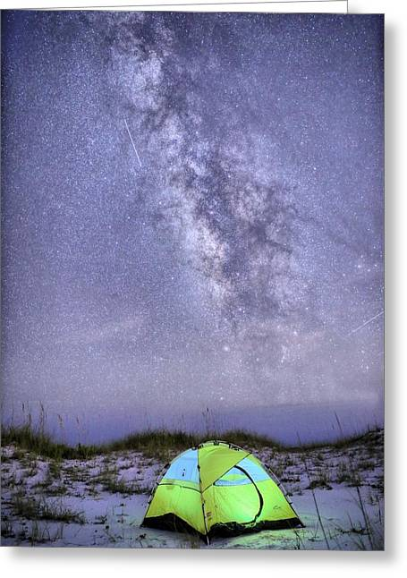 Make A Wish Greeting Card by JC Findley