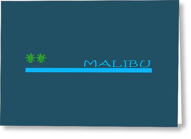 Pch Greeting Cards - Malibu Greeting Card by Brian