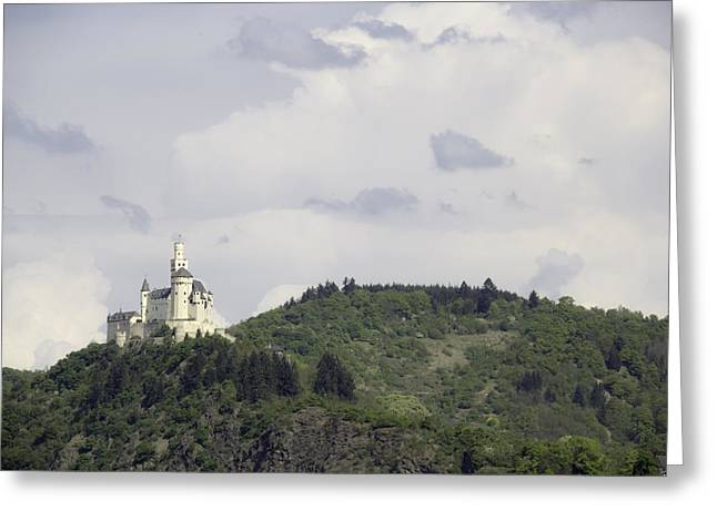 Spay Greeting Cards - Marksburg Castle 26  Greeting Card by Teresa Mucha