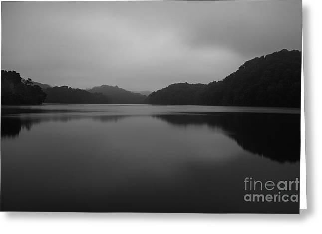 Nashville Tennessee Greeting Cards - Meant to Live Greeting Card by Desmond Lake