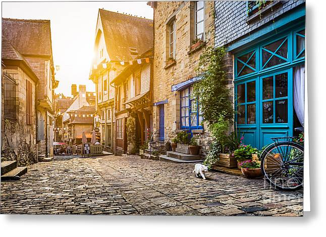Medieval Dreams Greeting Card by JR Photography