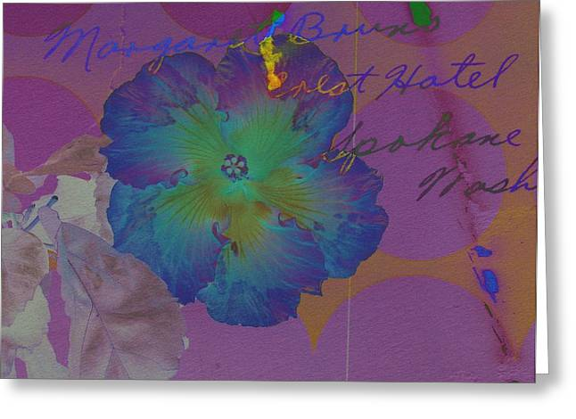 Love Letter Greeting Cards - Memento Greeting Card by Jen White