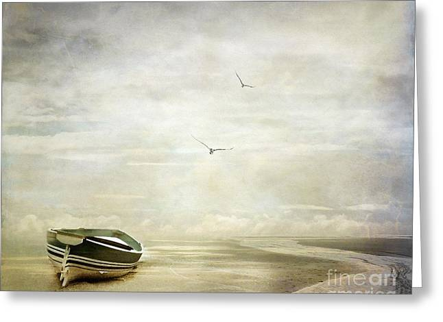 Memories Greeting Card by Photodream Art
