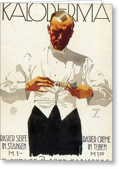 Apparel Greeting Cards - Mens Fashion, 1929 Greeting Card by Science Source