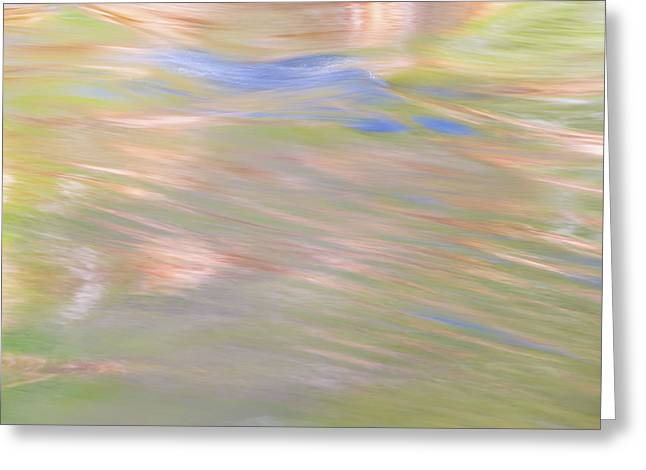 Merced River Reflections 20 Greeting Card by Larry Marshall
