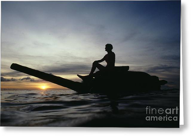 Mitch Greeting Cards - Micronesia, Saipan Greeting Card by Mitch Warner - Printscapes