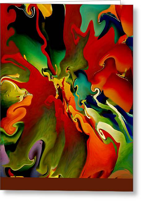 Migration Of Dreams Greeting Card by Ken OToole