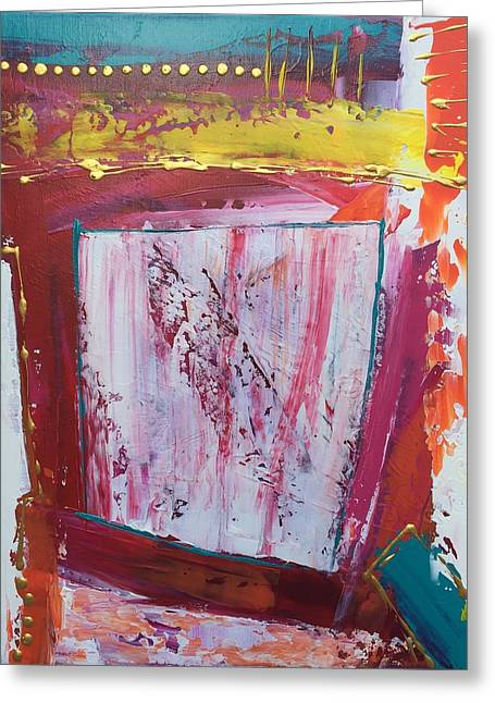 Layers Greeting Cards - Mine Greeting Card by Brittany Houchin