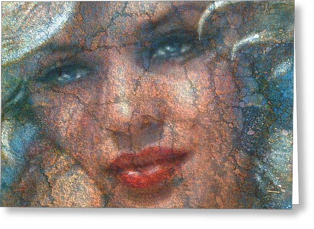 Norma Jeane Greeting Cards - Mm 129 A Greeting Card by Theo Danella