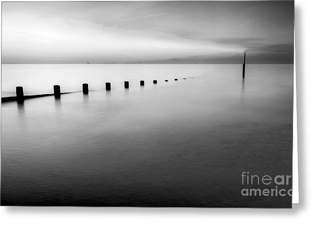 Exposure Digital Greeting Cards - Moment In Time Greeting Card by Adrian Evans