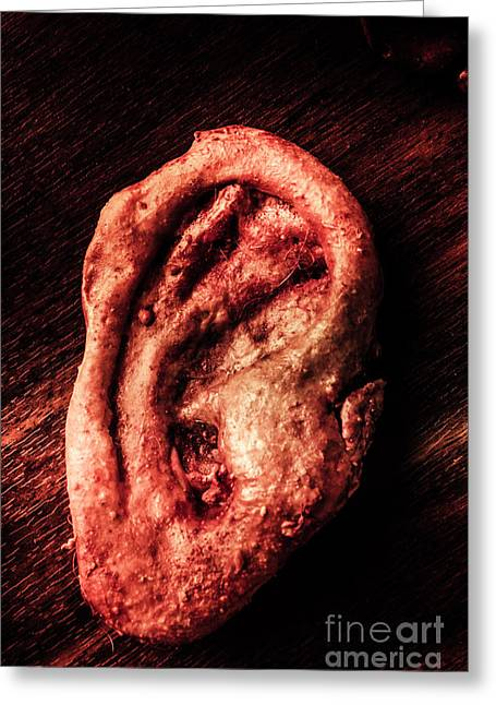 Monster Donation Greeting Card by Jorgo Photography - Wall Art Gallery