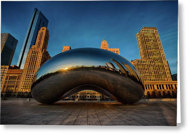Iconic Photographs Greeting Cards - Morning Bean Greeting Card by Sebastian Musial